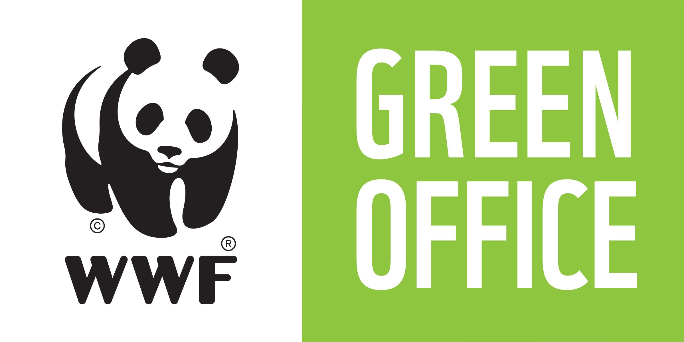 Green Office -ympäristöjärjestelmän logo